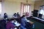 कानूनमन्त्री जम्कट्टेलद्वारा बागमती प्रदेश प्रहरी कार्यालयकाे निरीक्षण