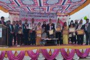 झरना साहित्यिक परिवारको बकैया साहित्य महोत्सव सम्पन्नः ८ जना स्रष्टा  सम्मानित