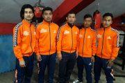 बक्सिङ प्रतियोगितामा सहभागिताकाे लागि मकवानपुरे खेलाडी काठमाडौं प्रस्थान