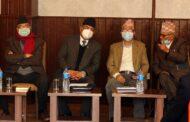 प्रचण्ड–माधव पक्षको ६८  जिल्लामा नेतृत्व चयन