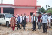मकवानपुरको जिल्ला अस्पताललाई मदन भण्डारी स्वास्थ्य विज्ञान प्रतिष्ठान बनाउने तयारी