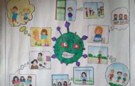 बाल दिवसको अवसरमा मकवानपुरमा चित्रकला र वक्तृत्वकला प्रतियोगित