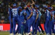आईपीएलमा दिल्लीद्वारा बेङ्ग्लोर पराजीत,  दुवै सुरक्षित