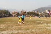 मेयरकप फुटबलमा सोमबार ,वडा ५ र १८ विजयी
