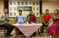गृह जिल्लामा पत्रकार हाेम कार्कीकाे 'सनैया'