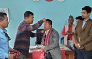 माओवादी केन्द्रका नगर सचिवालय सदस्य नेकपा एमालेमा प्रवेश