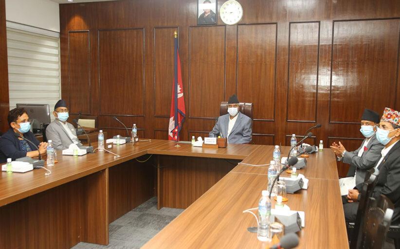 लुम्बिनी र गण्डकी प्रदेशका प्रदेश प्रमुख परिवर्तन गर्न सिफारिस