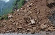 पहिराेकाे कारण भिमफेदी–कुलेखानी सडकखण्ड पुनः अवरुद्ध