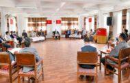 एमाले महाधिवेशन: पदाधिकारीसहित केन्द्रीय सदस्य सबै निर्वाचित हुने