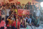 नेकपा माओवादी केन्द्र मनहरी–५ नं. वडा कमिटि अध्यक्षमा सापकोटा
